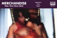 "Merchandise – ""Red Sun"" (Feat. Dum Dum Girls) (Stereogum Premiere)"
