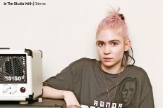 Grimes Details Gear Behind Art Angels