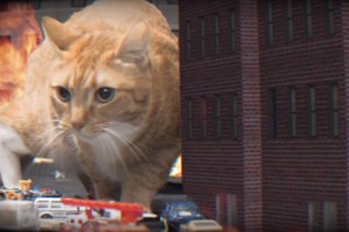"Meow The Jewels – ""Oh My Darling (Don't Meow)"" Video"