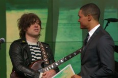 Ryan Adams and Trevor Noah