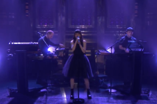 Watch Chvrches Perform &#8220;Leave A Trace&#8221; On <em>Fallon</em>