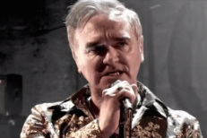 Watch Morrissey Perform On <em>Alan Carr: Chatty Man</em>