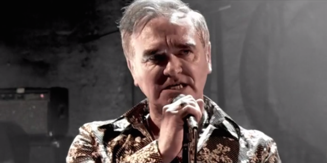 Watch Morrissey Perform On Alan Carr: Chatty Man
