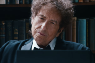 Watch Bob Dylan Talk To His Computer In The New IBM Commercial