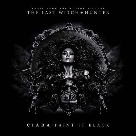Ciara Paint It Black The Vampire Hunter