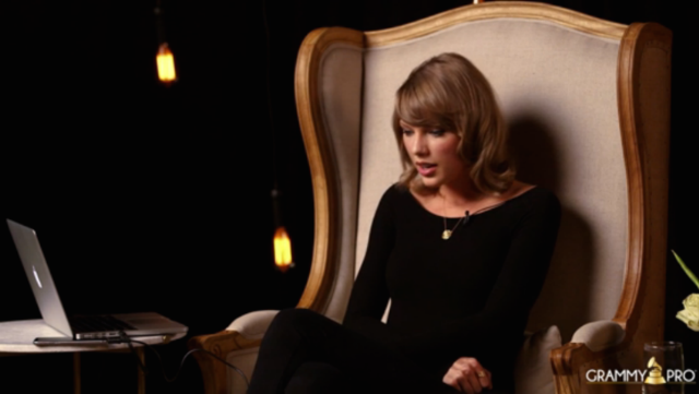 Watch Taylor Swift Break Down Her Jack Antonoff & Ryan Tedder Collaborations In Another Grammy Pro Session