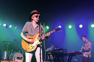 Watch Deerhunter Play <em>Fading Frontier</em> Songs Live For The First Time At Pomona Tour Opener
