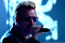 Watch U2 Play 3 Songs And Get Teased By A 5-Year-Old On Revived <em>TFI Friday</em>