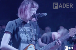 Watch Dilly Dally Cover Drake At CMJ