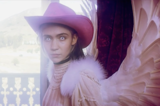 "Grimes – ""Flesh Without Blood / Life In The Vivid Dream"" Video"