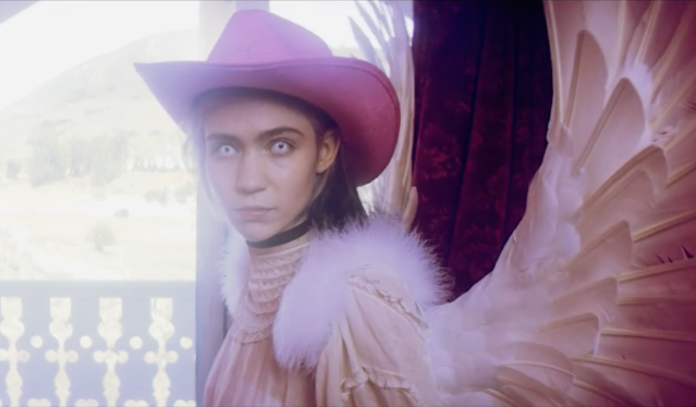 "Grimes - ""Flesh Without Blood"" Video"