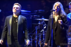 Watch Patti Smith Sing With U2 In London