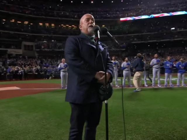 Watch Billy Joel Lead The Mets To World Series Game 3 Win