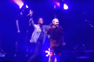 Watch Shamir Sing With Years & Years In London