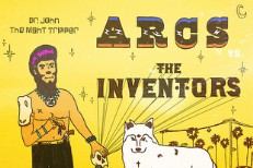 The Arcs Vs The Inventors