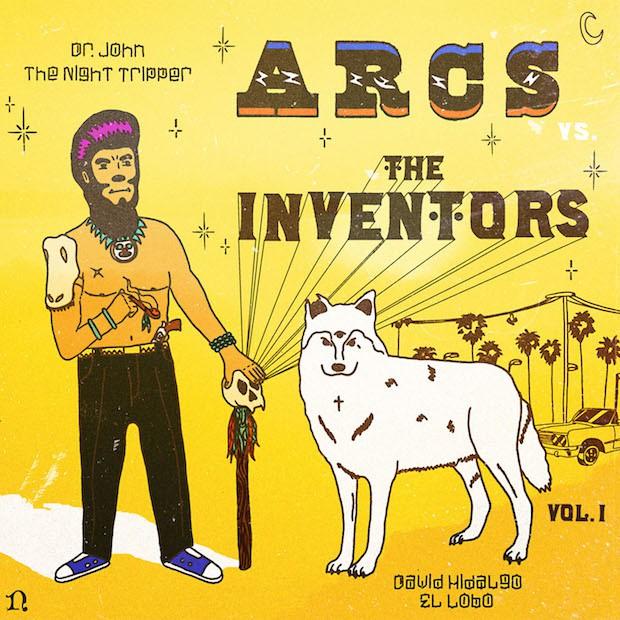 The Arcs Vs The Inventors