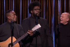 The Roots and Art Garfunkel