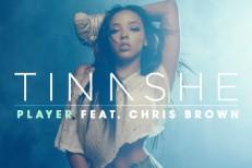 """Tinashe – """"Player"""" (Feat. Chris Brown)"""