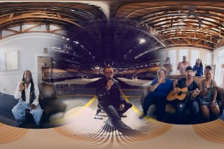 """U2 – """"Song For Someone"""" Virtual Reality Video"""
