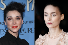 Annie Clark Interviews Rooney Mara