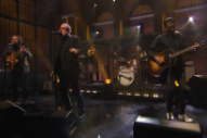 Watch Craig Finn Perform Two Songs On <em>Seth Meyers</em>