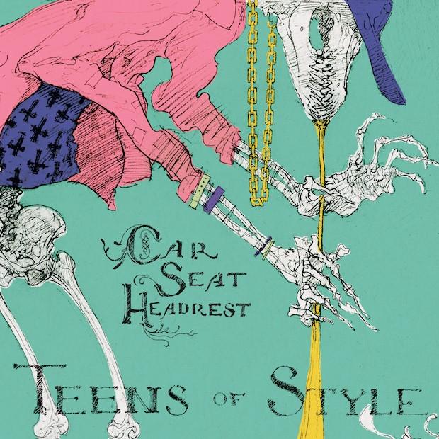 "Car Seat Headrest - ""Times To Die"""