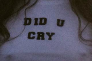 """Liphemra – """"did u cry"""" (Stereogum Premiere)"""