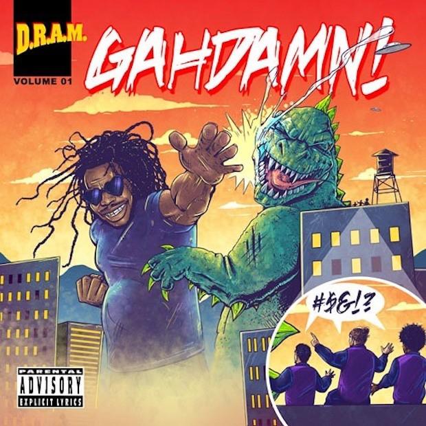 "D.R.A.M. - ""Caretaker"" (Feat. SZA)"