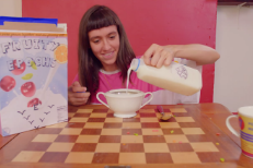 "Eskimeaux - ""Broken Necks"" Video"