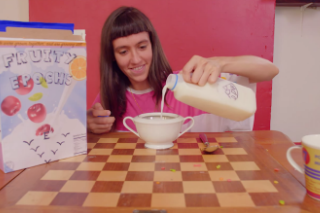 "Eskimeaux – ""Broken Necks"" Video"