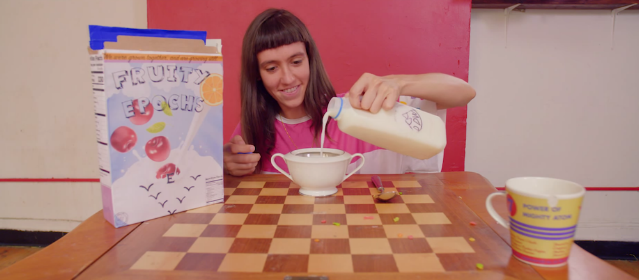 "Eskimeaux - ""Broken Necks"" Video"