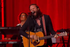 Watch Father John Misty Perform &#8220;The Ideal Husband&#8221; &#038; &#8220;The Night Josh Tillman Came To Our Apartment&#8221; On <em>Kimmel</em>