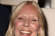 Joni Mitchell Recovering Well From Aneurysm Says Judy Collins