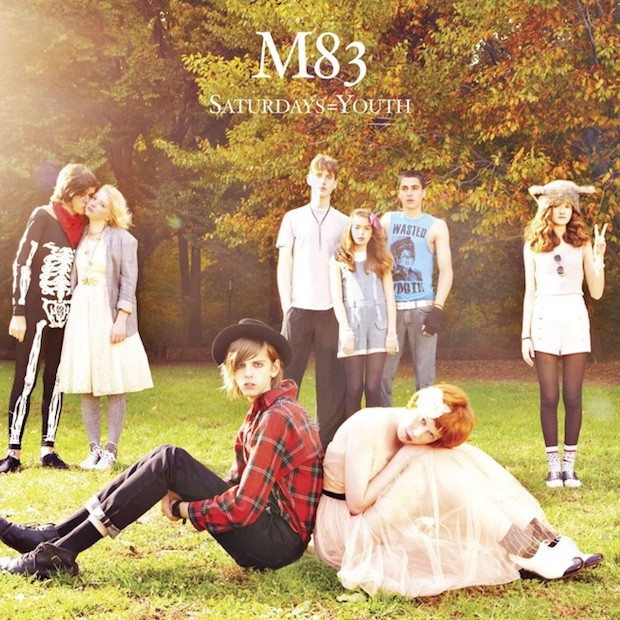 M83 Announce Saturdays = Youth Deluxe Reissue, Ready New Album For 2016