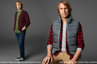 Mudhoney's Mark Arm Models In Uniqlo Ad
