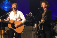 Watch Beck Perform With Paul McCartney For PETA