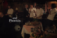 See Phoenix, Miley Cyrus In Bill Murray's <em>Very Murray Christmas</em> Teaser