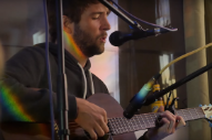"Watch Owen Pallett & Foxes In Fiction Cover The Carpenters' ""Close To You"" At CMJ"