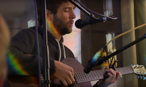 """Watch Owen Pallett & Foxes In Fiction Cover The Carpenters' """"Close To You"""" At CMJ"""