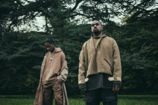 "Travi$ Scott – ""Piss On Your Grave"" (Feat. Kanye West) Video"