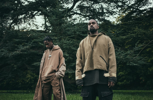"""Travi$ Scott - """"Piss On Your Grave"""" (Feat. Kanye West) Video"""
