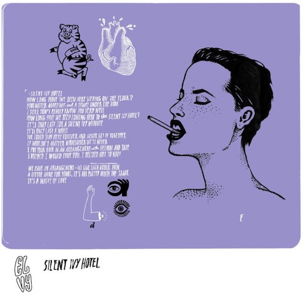 """El Vy - """"Silent Ivy Hotel"""""""
