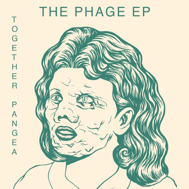 together PANGEA - The Phage EP