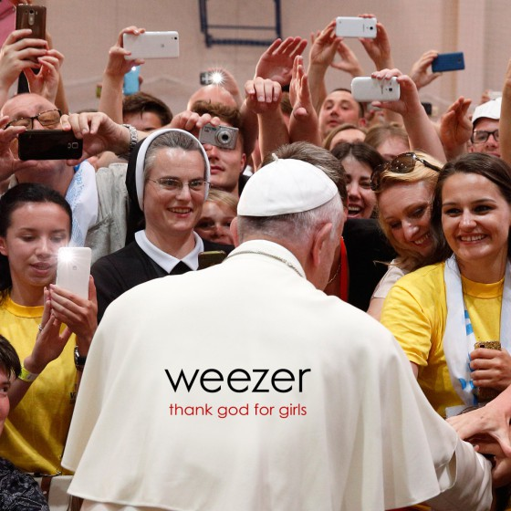 "Weezer - ""Thank God For The Girls"""