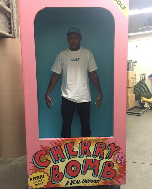 Hear Tyler, The Creator's New Untitled Song