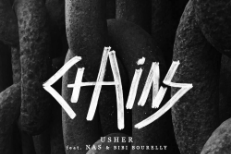 "Usher – ""Chains"" (Feat. Nas) Video"