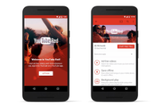 YouTube Announces Music App
