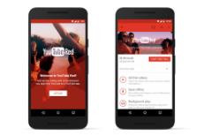 YouTube Announce Music App