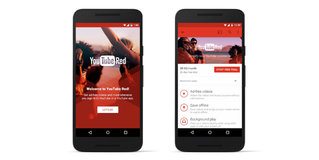 YouTube Announce Music App
