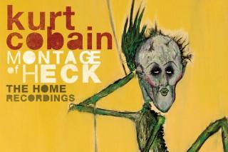 Stream Kurt Cobain <em>Montage Of Heck: The Home Recordings</em>